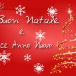 Auguri di Buon Natale e Buon 2019